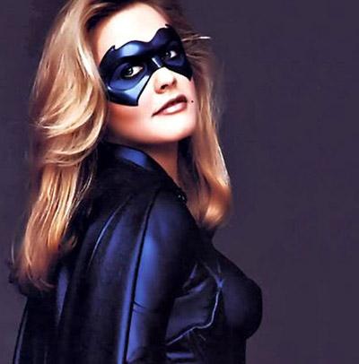 alicia silverstone batgirl. Alicia Silverstone as Batgirl